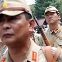 China outlaws uploading of photos of people in Imperial Japanese Army costumes
