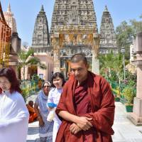 India pitching Buddhist tourism to woo more Japanese