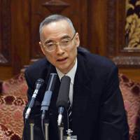 Financial Bureau head admits official asked Moritomo Gakuen to lie about waste removal