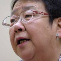 Female mayor takes battle to Japan Sumo Association over its barring of women from entering ring