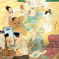Legacy of genius: Kyosai and Kyosui