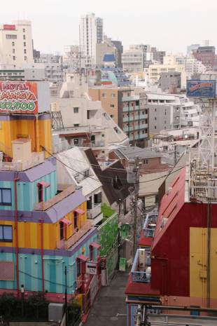 Pleasure quarters: The colorful love hotels of Shibuya