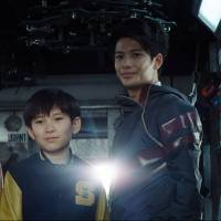 Go team: Tye Sheridan, Olivia Cooke, Philip Zhao and Win Morisaki play gamers in 'Ready Player One.' | © 2018 WARNER BROS. ENTERTAINMENT INC. ALL RIGHTS RESERVED
