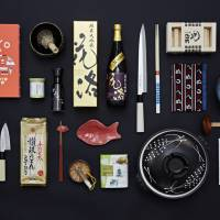 One-stop shop: Tak Tokumine's Japan Centre in London began as a book store in 1976, but quickly expanded to include everything from Japanese snacks to kitchen goods. | JAPAN CENTRE