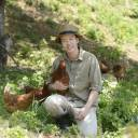 Born to be wild: Ikki Mukoyama, director of Kurofuji Farm, specializes in producing eggs and meat from free-range poultry.