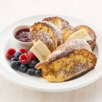 Sarabeth's PBJ French Toast is a twist on the classic brown-paper-bag lunch