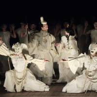Home team: Satoshi Miyagi's 'Mahabharata — Nalacharitam' is one of two pieces the director will show at World Theatre Festival Shizuoka. | © MASAMI HIOKI