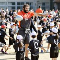 New Zealand rugby teams tackle diversity and risk in Japan