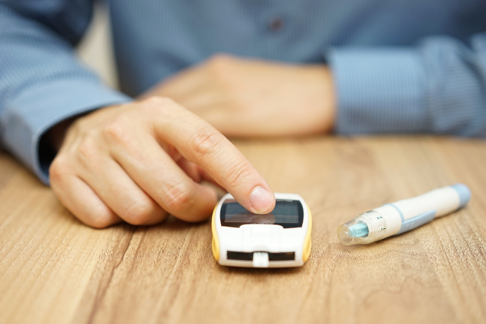 Taking stock: Type 1 diabetics who use testing strips should make sure they have enough for their stay in Japan, just in case clinics or pharmacies don't stock their particular brand. | GETTY IMAGES