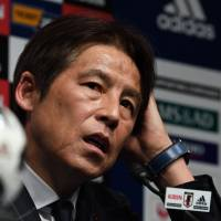 New manager for the Japan World Cup soccer team is the 'best choice'