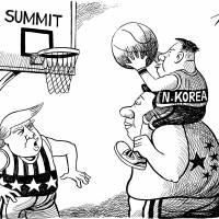 All bets off on the Korea summit outcome