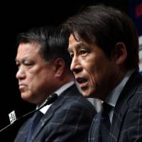 New manager Akira Nishino has big ambitions for national team