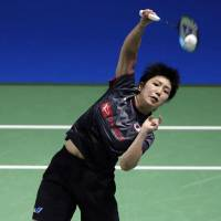 Akane Yamaguchi set to become Japan's first No. 1 singles player in world badminton rankings