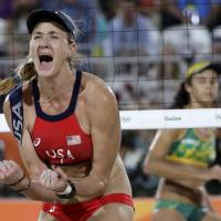 Olympic great Kerri Walsh Jennings announces new beach volleyball tour