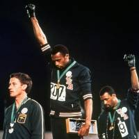Peter Norman receives posthumous Order of Merit