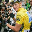 Lance Armstrong, seen here in 2005, has reached a $5 million settlement with the federal government in a whistle blower lawsuit that could have sought $100 million in damages from the cyclist.