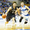 SeaHorses Mikawa point guard Ryoma Hashimoto is overshadowed by high-profile stars on his team, but his impressive assist-to-turnover ratio is one key to the Central Division leader's remarkable success this season.