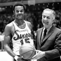 76ers legend Hal Greer, a Hall of Fame guard and 10-time All-Star, dies at 81
