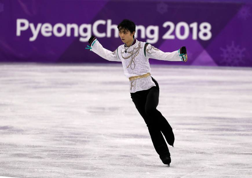 Orser says Hanyu is greatest ever