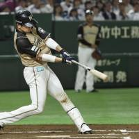 Timely homers, stellar relief pitching propel Fighters past Lions at Tokyo Dome