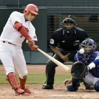 Perfect Carp complete sweep of Dragons