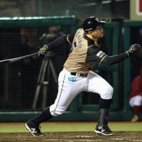 Fighters slugger Brandon Laird whacks game-winning double in ninth against Eagles