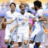 Sanfrecce double up V-Varen, bounce back from midweek defeat