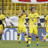Kashiwa falls to Jeonbuk in Asian Champions League
