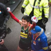 Yuki Kawauchi finishes third in World Marathon Majors series