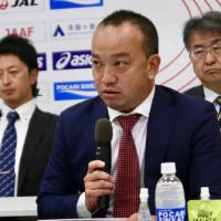 Track mentors developing ambitious plans for Japan's runners before 2020 Olympics