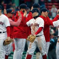 Red Sox enjoying best start in 118-year history