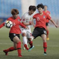 Nadeshiko Japan held to stalemate with South Korea at Women's Asian Cup