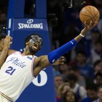 Sixers put Heat on ice with victory in Game 5