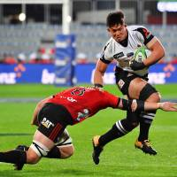 Crusaders pummel winless Sunwolves