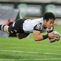 Vince Aso guides Hurricanes to comprehensive victory over Sunwolves