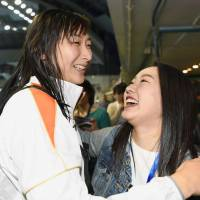 Rikako Ikee sets two more records on final day of national swimming championships