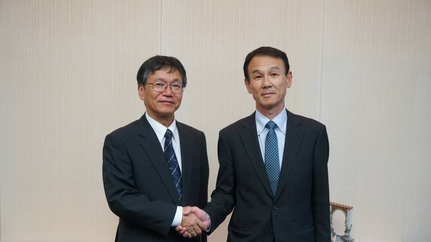 TSUNEISHI SHIPBUILDING Signs a Business Cooperation Agreement with <br /> Mitsui E&#038;S Shipbuilding in the Commercial Ship Business Area
