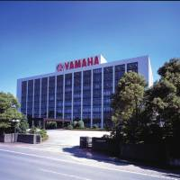 Yamaha Motor head office