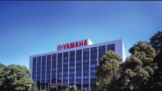 Yamaha Motor earnings up solidly in first quarter