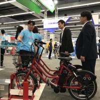 Bike-sharing race expected to heat up
