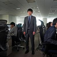 Ex-Goldman trader Yuzo Kano is hiring old rivals to build a cryptocurrency empire in Tokyo