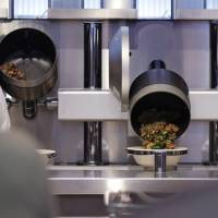 Fast-food 'chefbots': Hype or a sign of industry change?