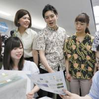Japan's retailers hope to boost sales by capitalizing on Cool Biz