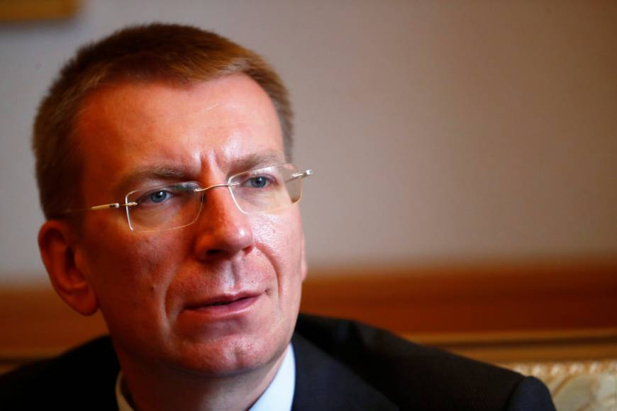 Latvia, acting on U.S. warning, probes if Russian money flows used to meddle in Europe politics