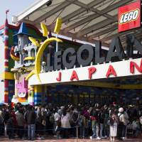 One year on, Legoland Japan faces uphill battle to increase visitors