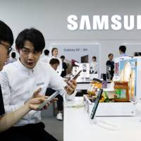 U.S. federal court jury orders Samsung to pay Apple $533 million for copying iPhone design