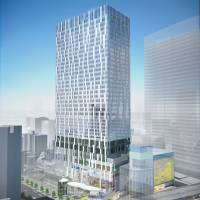 Shibuya Stream — with Google Japan occupying top half — set to open in September