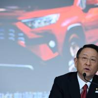 Toyota announces record net profit of ¥2.49 trillion