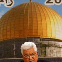Palestinian president widely slammed for alleged anti-Semitic remarks on Jewish banking role