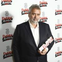 Famed French director Luc Besson accused of rape, denies 'fantasist' accusations